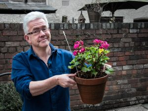 Ian McMillan's welcome to his Bewdley Festival performance!
